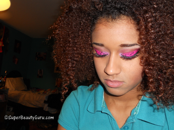 Crazy Makeup Blog