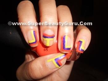 Nail Tutorial Step 3