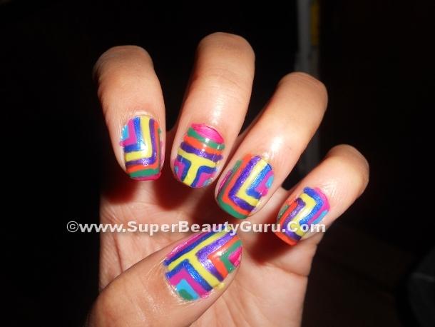 cute simple nail tutorial