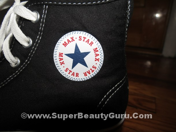 max star shoes logo