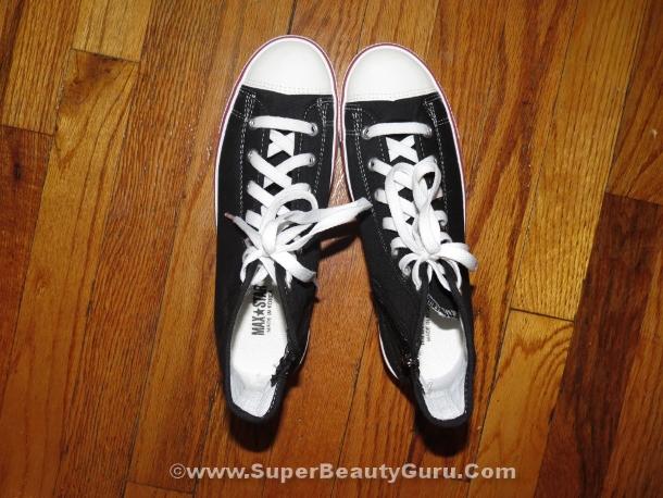 platform sneaker review