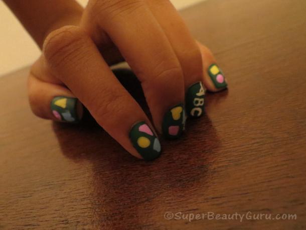 Fingernail Photos Pictures