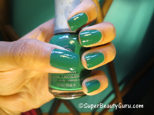 Orly Lucky Duck Nail Polish