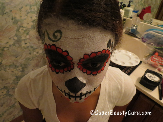 Sugar Skull Makeup Pictures