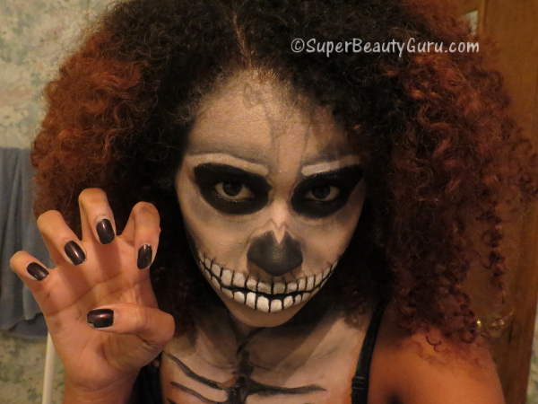 Halloween Face Makeup