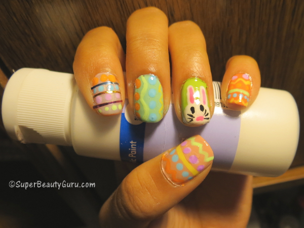 Easter Designs for Nails