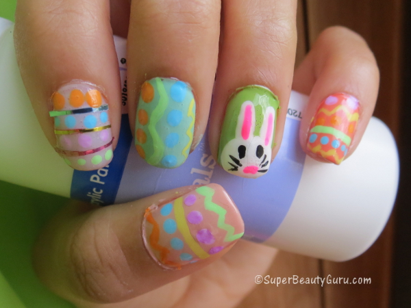 Easter Inspired Nails