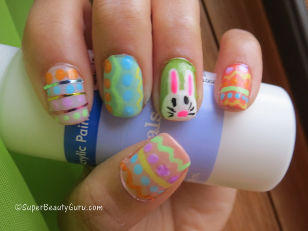 How to do Easter Nails
