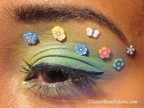 How to use fimo on eyes