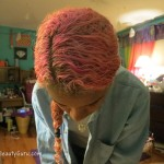 Pink Hair Hipster