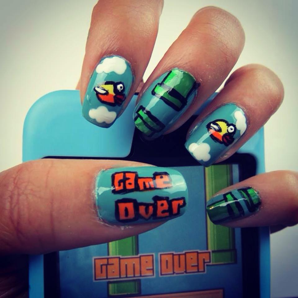 Best Flappy Bird Nails