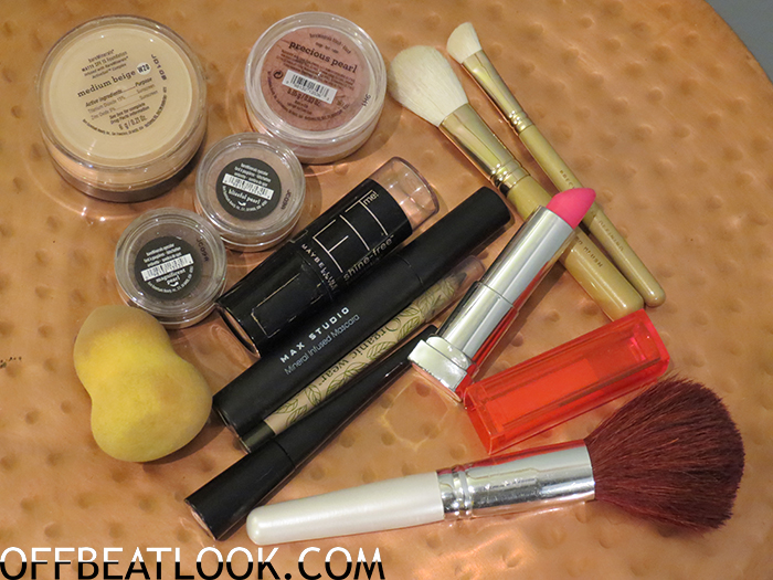 photo of makeup