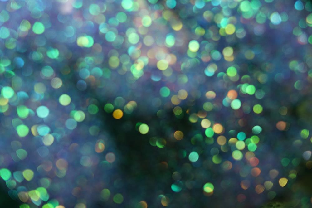 Bokeh Glitter