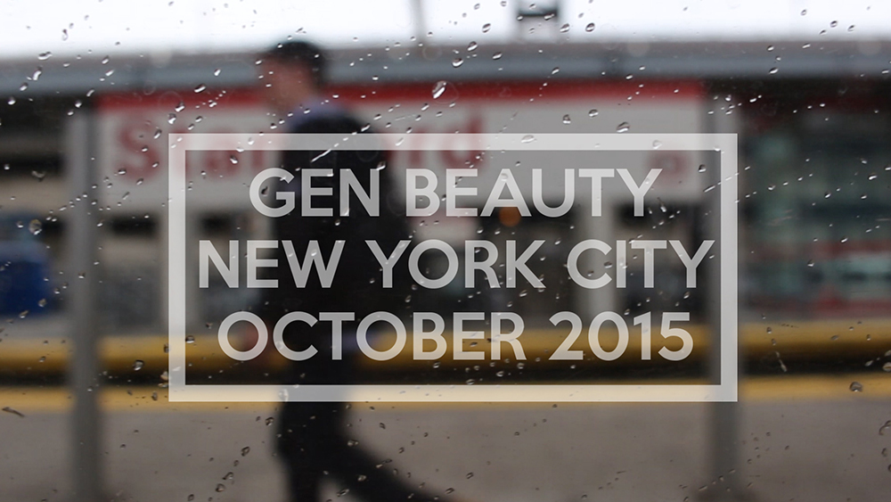 Generation Beauty New York City