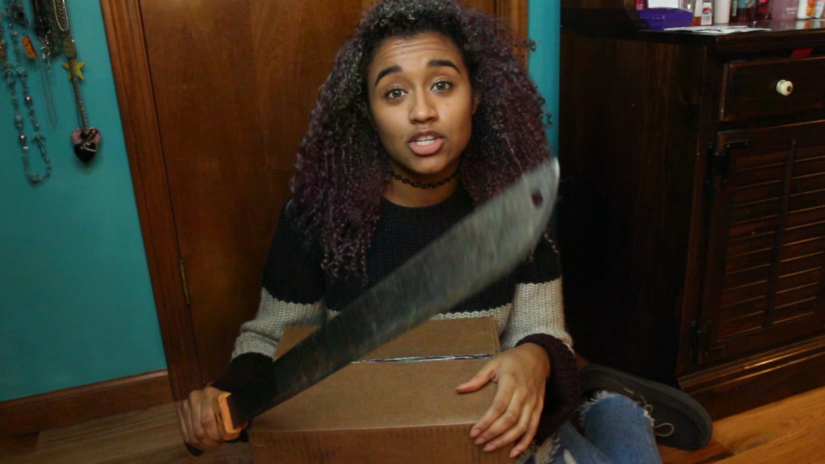 Jamaican Style Unboxing of New Hair Products And New Hair Colour