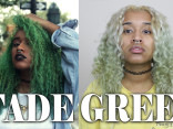 how to fade green hair dye how to strip green hair dye fade semipermanent dye hair tutorial blog post