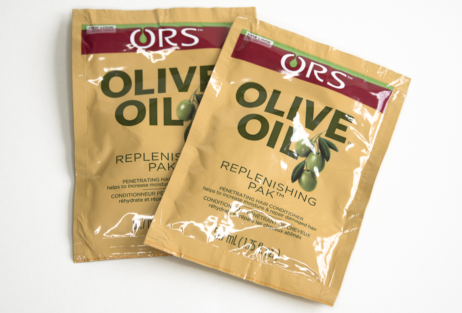 Olive Oil Replenishing Pak