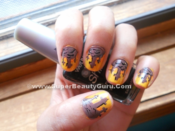 Religious Nail Art Oc39 Advancedmassagebysara